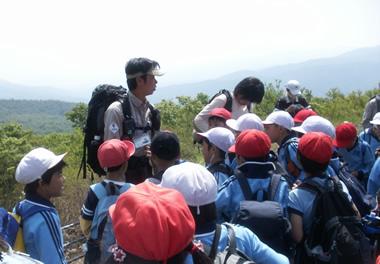 フィールド&野外教育複合型プログラム(2泊3日の場合)