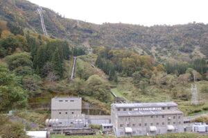 高野山ダム/中津川第一発電所